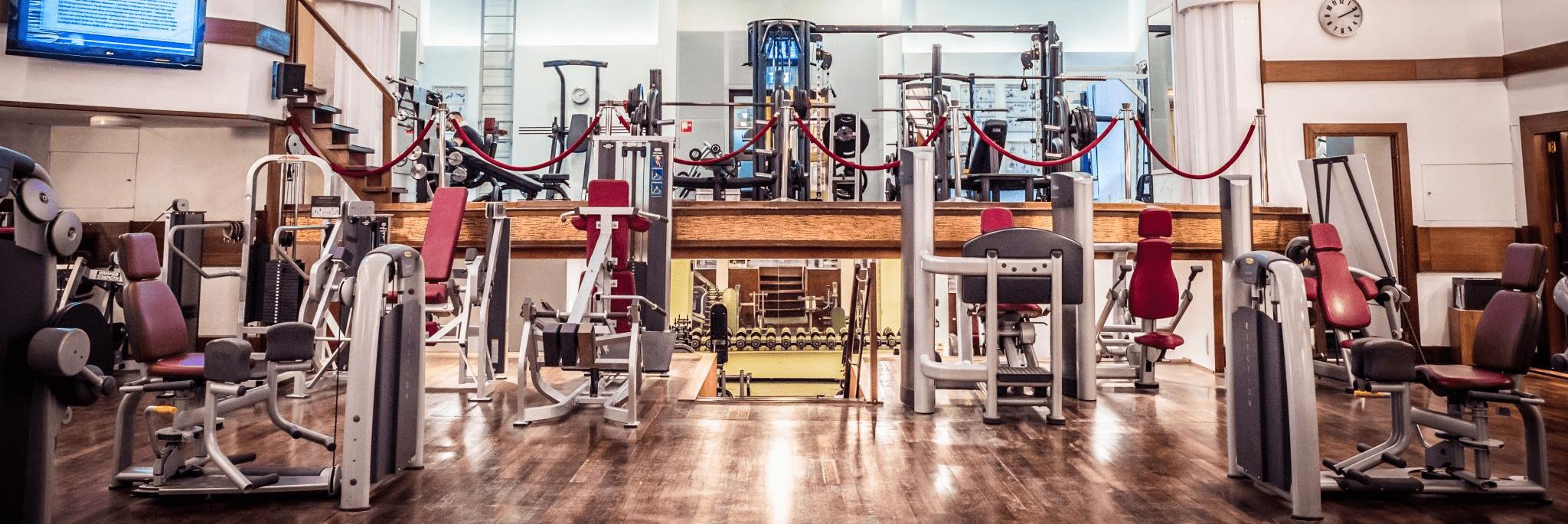 fitnesscentrum Brunssum