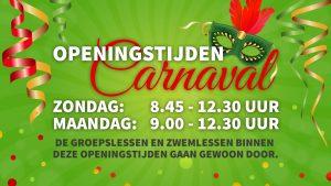 bijhoen-tv-scherm-carnaval-openingstijden