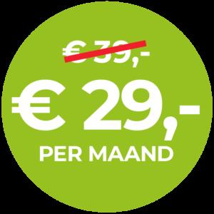 29-euro-per-maand